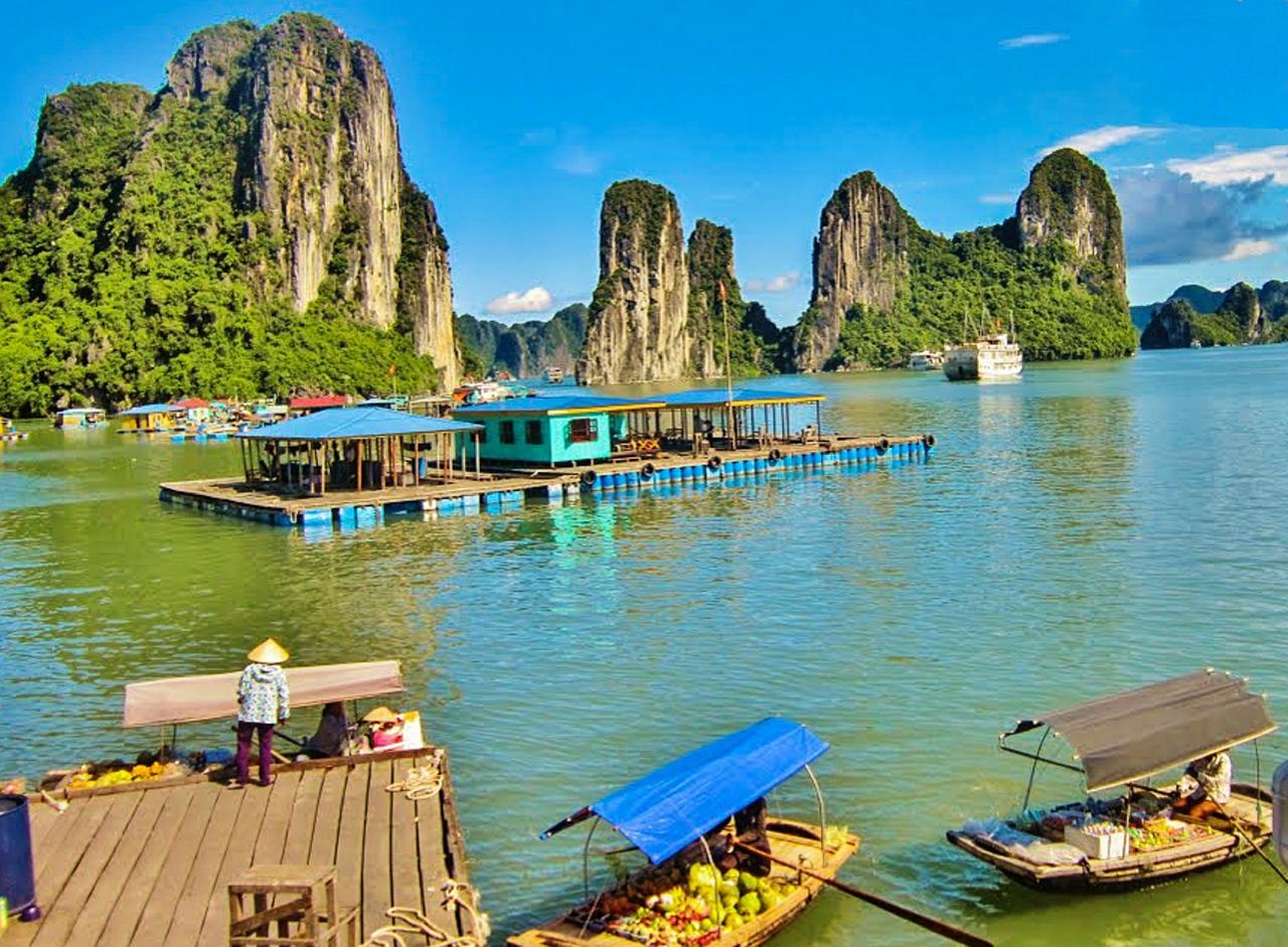 30 Days Vietnam Laos Cambodia Tour