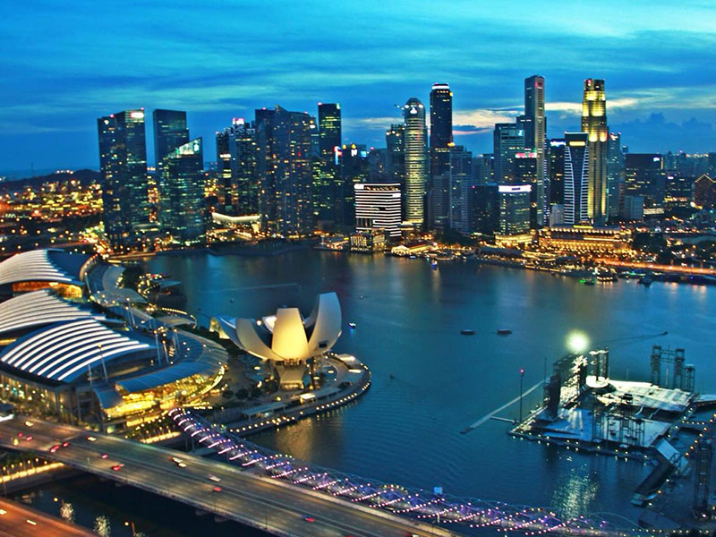 8 Days Thailand Singapore Tour