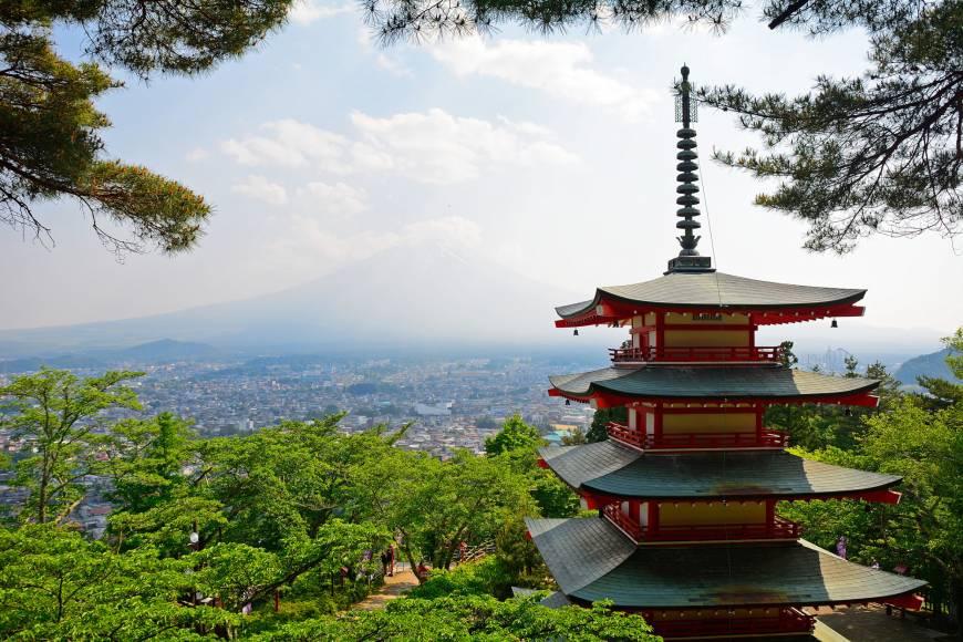 8 Days Tokyo, Mt. Fuji & Hakone, Nagoya, Ise/Toba, Kyoto & Nara Japan Tour