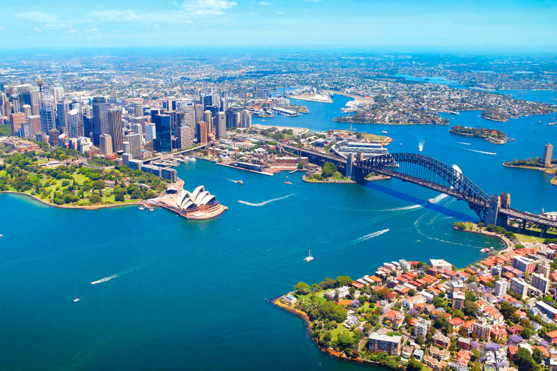 22 Day Highlights of Australia & New Zealand Tours