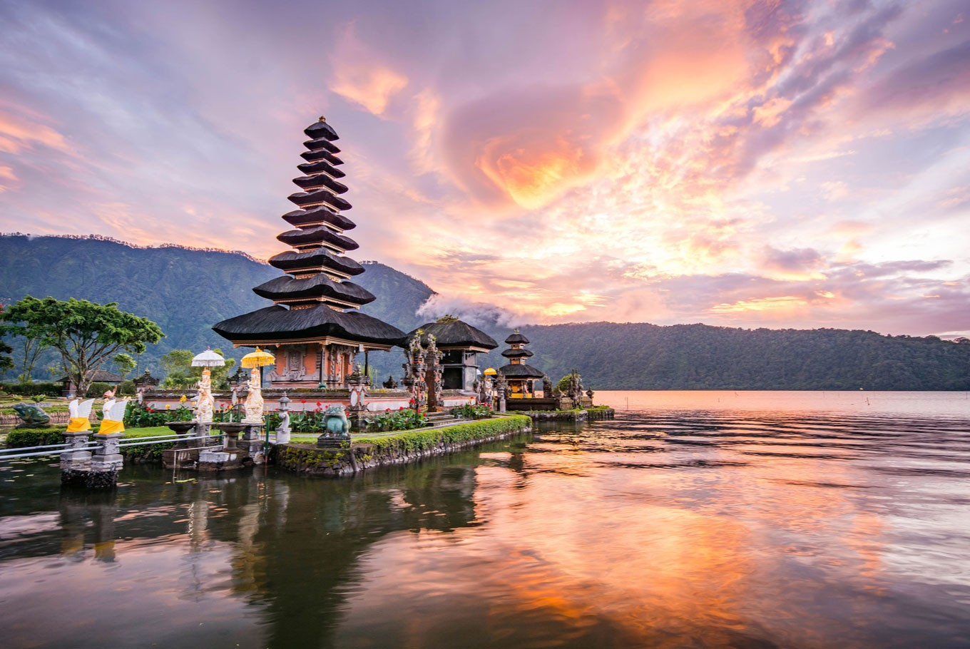 5 Days Indonesia Bali Tours