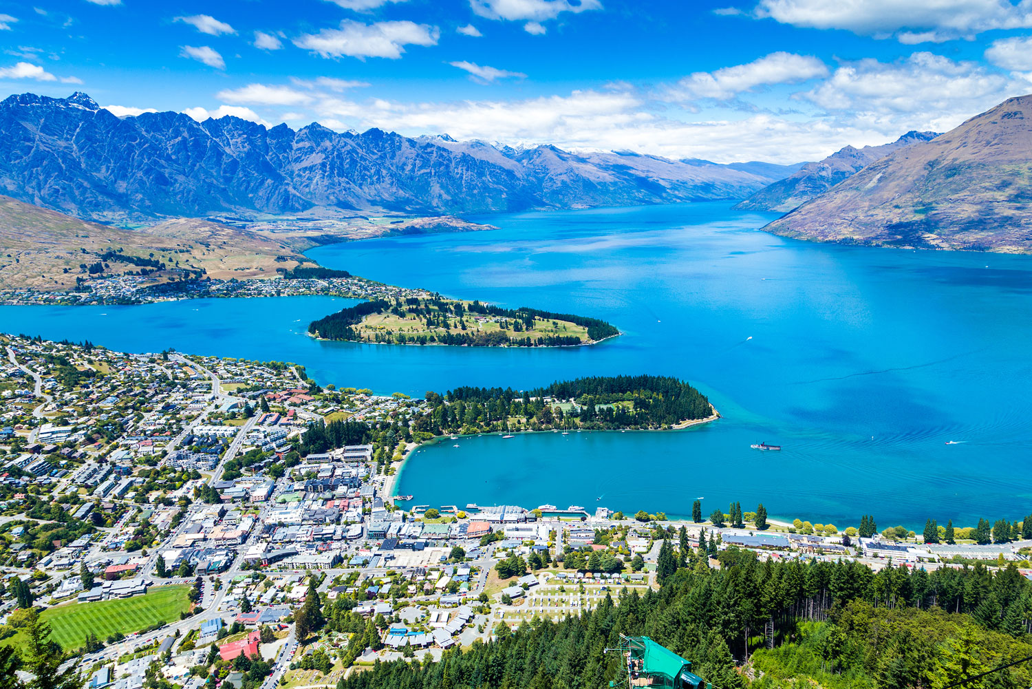 9 Day Southern Tourer New Zealand Tours